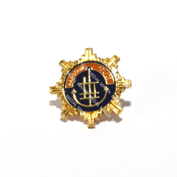 medal-mania-enamel-tees-and-hartlepool-harbour-police-badge-front